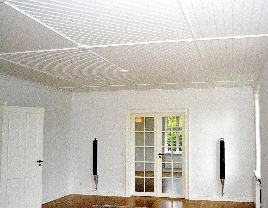 Renovering af privat bolig udført af Arne Danielsen A/S