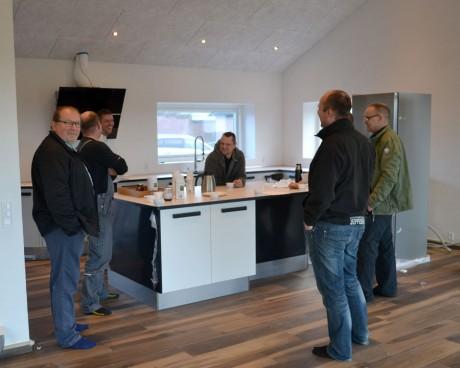 Tømrer- & Snedkerfirmaet Arne Danielsen A/S - Stuehus