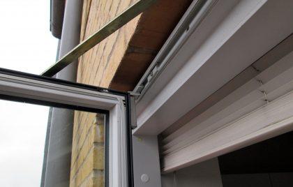 Ventilationsvinduer ligner til forveksling et traditionelt vindue